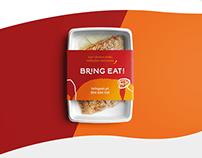 Bring Eat - Branding & Marketing