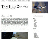 That Emily Chappell