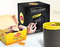 Unilever Central America - Collectible Chalkboard Mugs