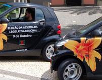 Eleições Legislativas R. A. Madeira 2011 - Advertising