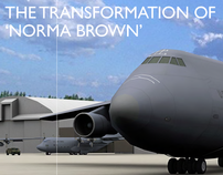 "Article - IAFPA ""Transformation of 'Norma Brown'"""