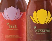 Taj. Indian Sauces