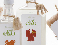 Eko Biodegradable Cleaning products