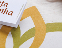 Rita Aranha 100% eco- friendly bags and identity