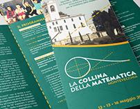 Logo e grafica per La Collina della Matematica