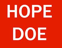 Hope Doe