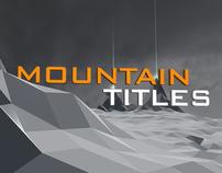 Mountain titles
