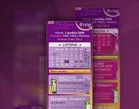 Irving Desktop Application