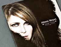 Alison Moyet Tour Programme