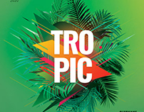 Tropic Flyer Template
