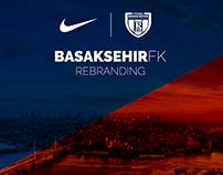 Basaksehir FK Rebranding