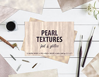 FREE PAPER PACK Pearl Textures