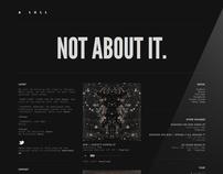 A Lull Website
