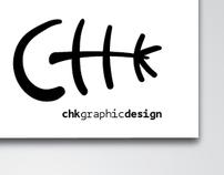 CHK graphic design  [ logo ]