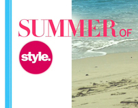 Style Summer Image Campaign