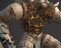 Battle Golem 2 / Game character