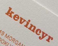 Kevin Cyr / Identity