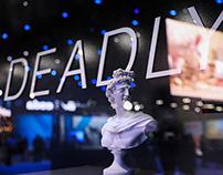 Hitman Activation - WB Games booth - E3 2018
