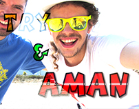 Dr. Try & Aman - Official Musicvideo - Kremos