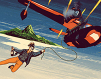 FXX - Archer Danger Island