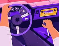 Wonderlust / Racing