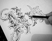 Handmade lettering 5