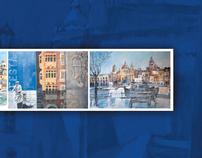 Art Exhibition Invite - Poster