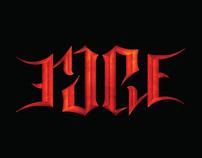 RAGE (ambigram)
