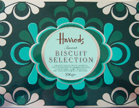 Harrods Food Hall Packaging