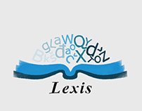 2D LOGO ANIMATION - LEXIS