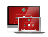 Starbucks Red | Micro Site