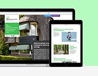 Website Marinus Jansen Makelaars
