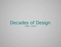 Decades of Design