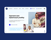 Dental Russian clinic design