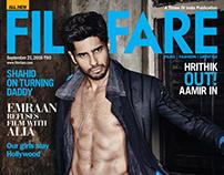 for Filmfare,  Photography: Arjun Mark