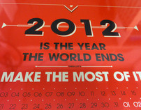 The Last Calendar You'll Ever Need / 2012