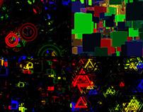 Glow Color - VJ Loop Pack (5in1)
