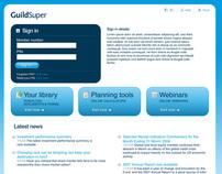 Superannuation Websites