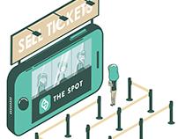 The Spot - Social Media