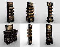 In-Store P.O.P. Displays Concepts [Motorola]