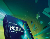 Kool Shots Key Visual
