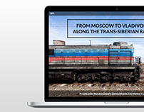 IBT.co.uk -100 Years of the Trans Siberian Railway