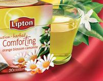 Lipton, Magnum, Olá