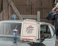 PEPSI - PIZZA HUT - 2008