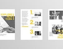 Explore New York -Brochure