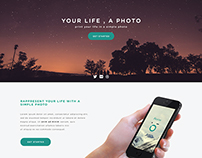 Landing Page for Picobo
