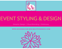 Event Styling and Design