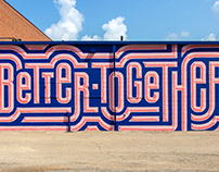 Better Together —Madison Mural Alley