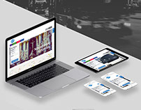 Website / Prototype / Webdesign / Integration