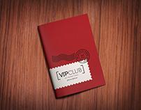 Folheto | Vip Club
